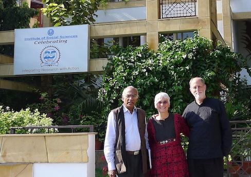 ISS New Delhi