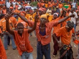 Photo Courtesy of UNDEF- Doers of Democracy - Africa