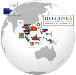 DELGOSEA map