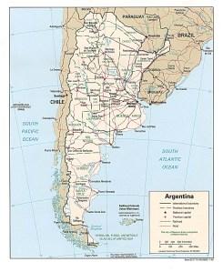 argentina_pol map