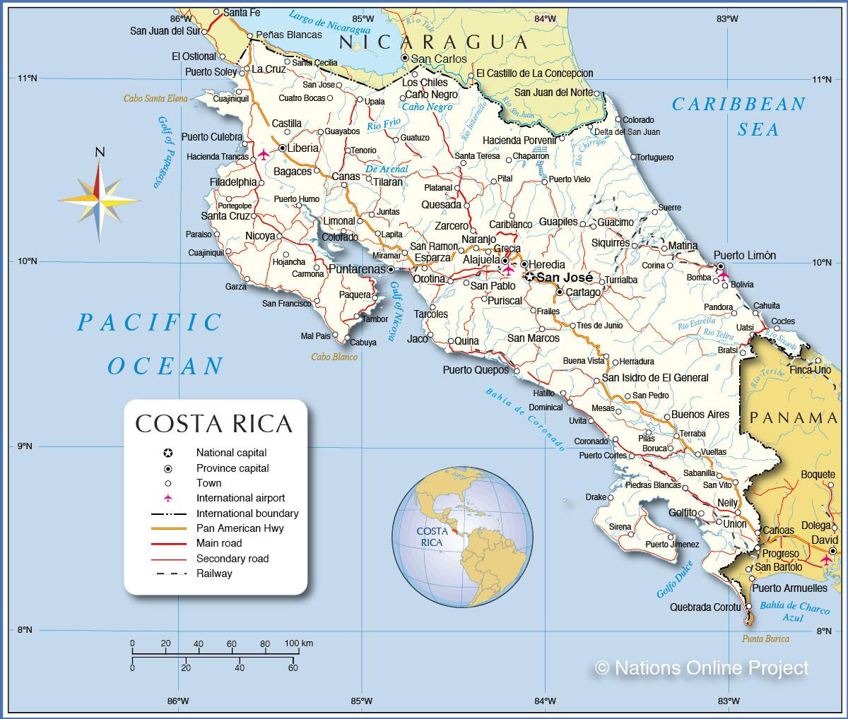 Costa Rica Participatory Local Democracy