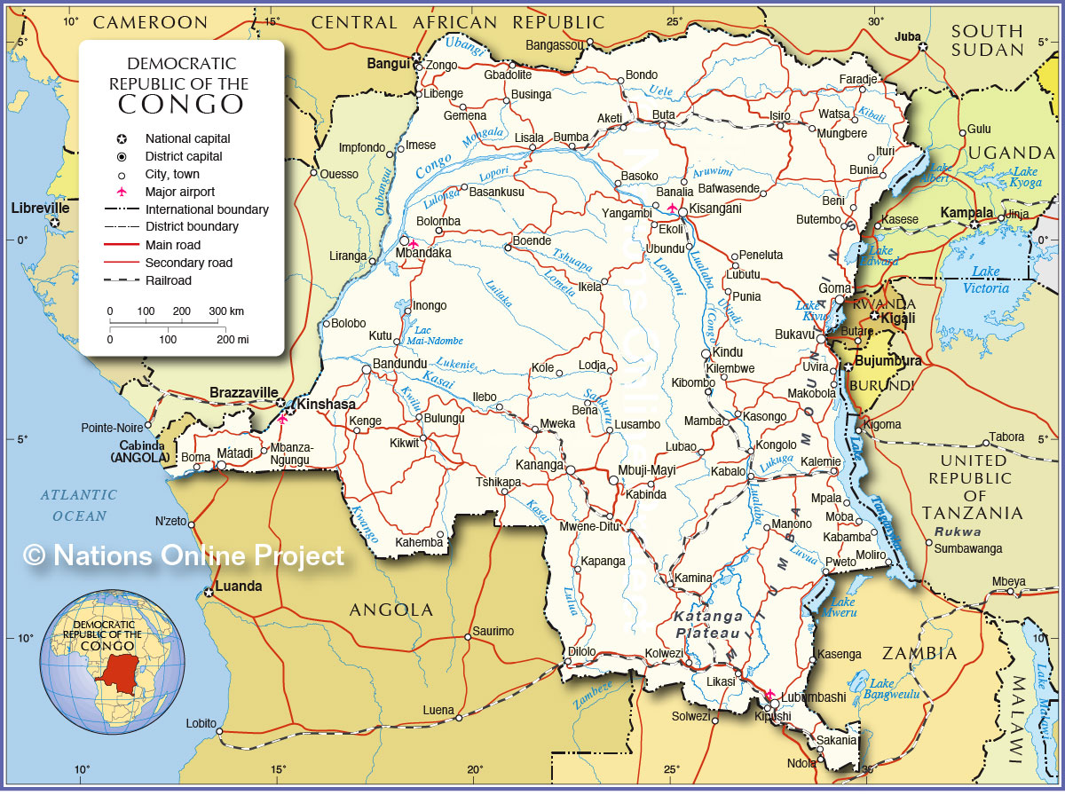 democratic republic congo essays The democratic republic of the congo is named after the congo river, which flows through the entire country the congo river is the world's deepest river and the.
