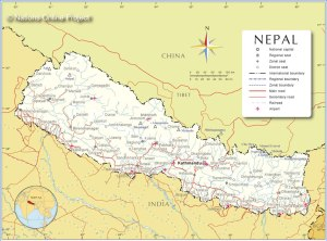 nepal-political-map