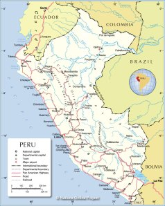 peru-political-map