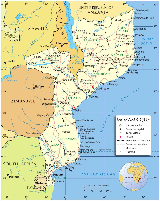 Mozambique Participatory Local Democracy