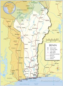 benin-political-map