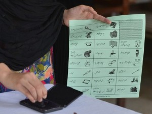 Pakistan local elections