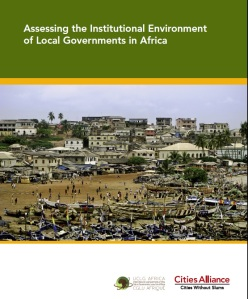 UCLG Africa Report
