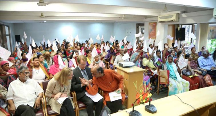 participatory democracy in india pdf