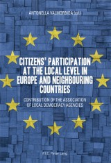 ALDA publishes book on citizens' participation at the local level in Europe and neighbouringcountries