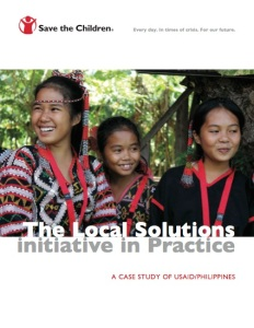 STC USAID Philippines Report Cover